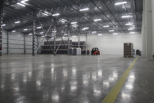Storage hall - bss - phase II